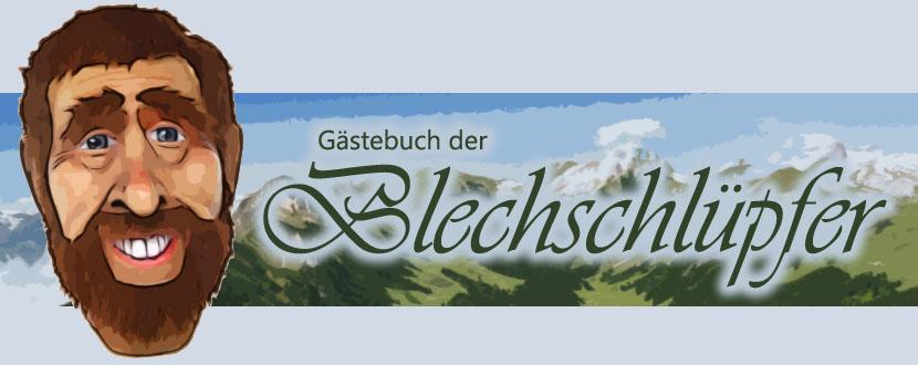 Gästebuch der Blechschlüpfer Uhingen e.V.